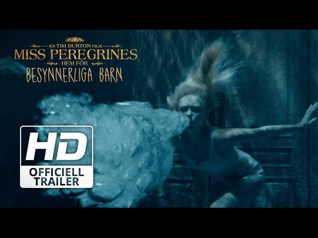 Miss Peregrines hem för besynnerliga barn | Officiell trailer #2