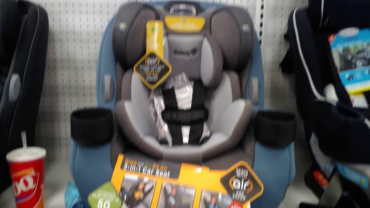 SAFETY 1ST GROW AND GO EX AIR CAR SEAT