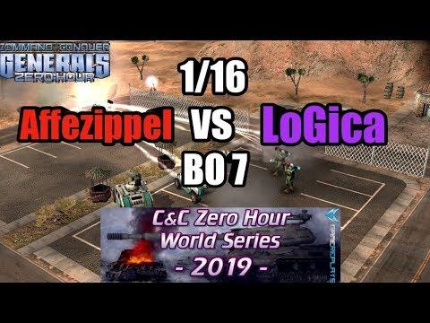 World Series 2019 [Generals Zero Hour] Affezippel Vs LoGica 1/16