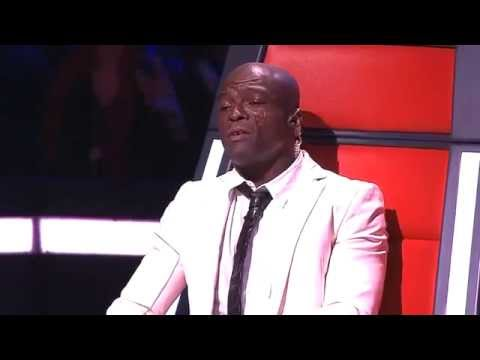 Karise Eden - Stay With Me Baby - Judge Comments
