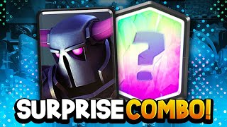 Pro dominates w/ PEKKA Ram Rider | CWA Mobile Gaming Subscribe to M...