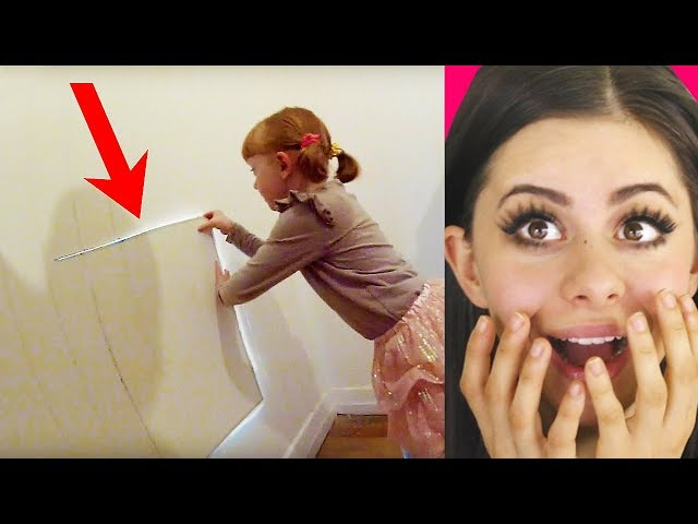 MIND BLOWING Hidden Rooms and Secret Furniture! Part 2