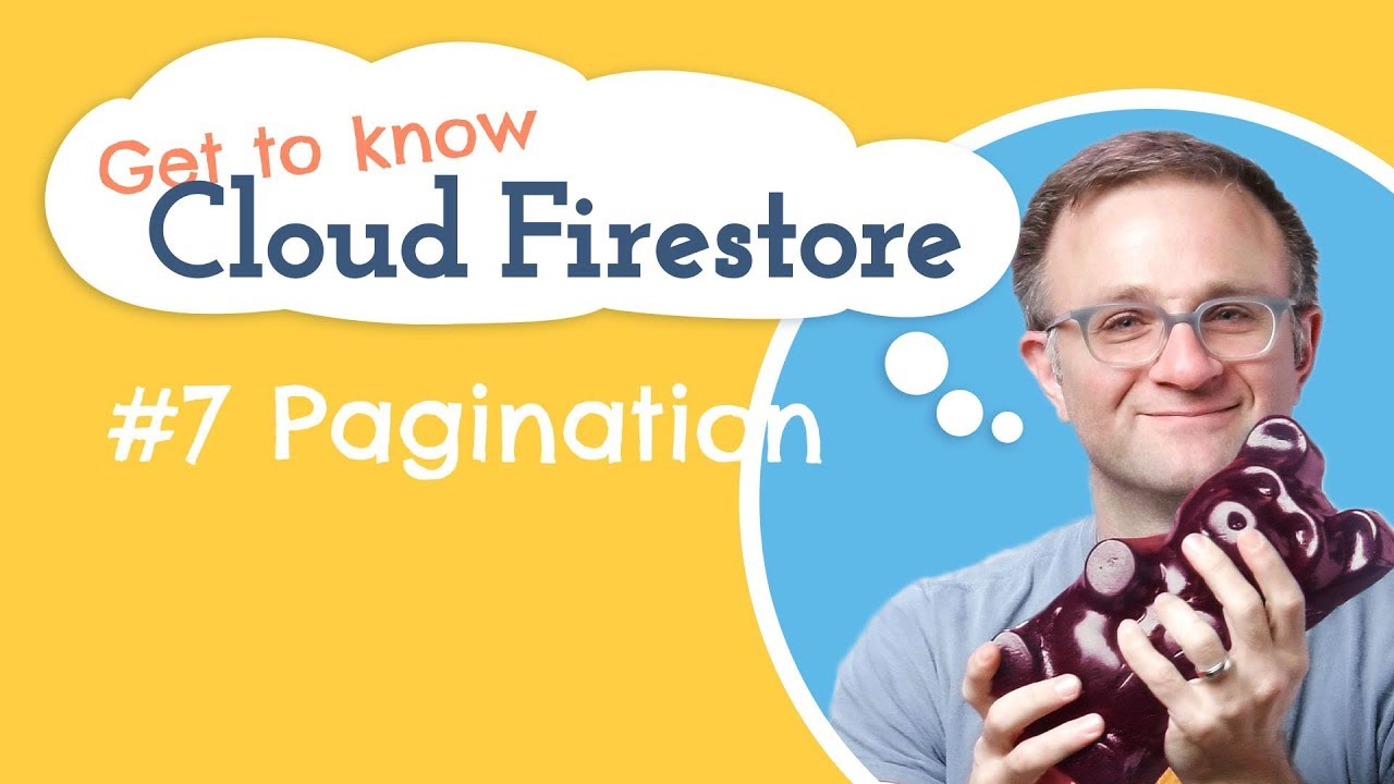 Paginate data with query cursors | Firebase