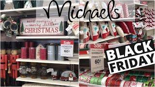 Michaels Black Friday Deals Fri & Saturday