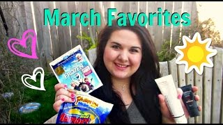 March Favorites!! 2014 Thumbnail