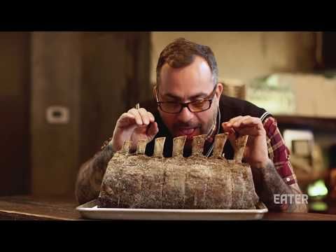 The Ultimate Prime Rib Is Cooked In 90-Day Aged Beef Fat — The Meat Show