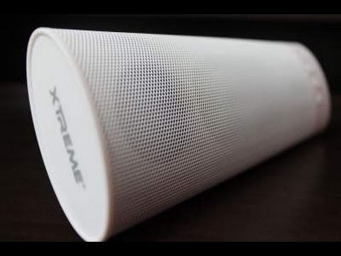 Xtreme Bluetooth Stereo Speaker Review - Best Bluetooth Speaker Under $50