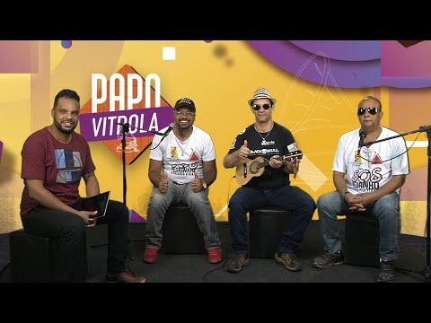 TV Banqueta - Papo Vitrola - Adriano Mineiro, Rooney Bixo Souto e Almeida Sambista - 17/04/2019
