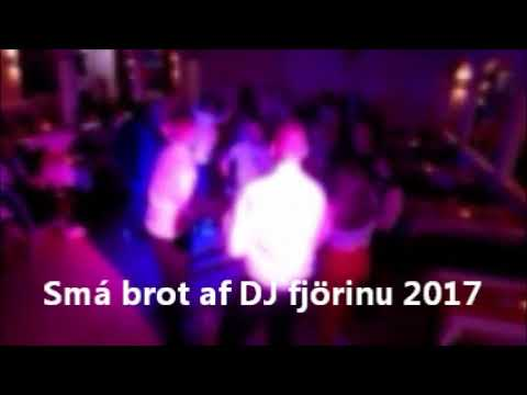 DJ Ómar - ferðadiskó (mobile disco in Iceland - few clips 2017)