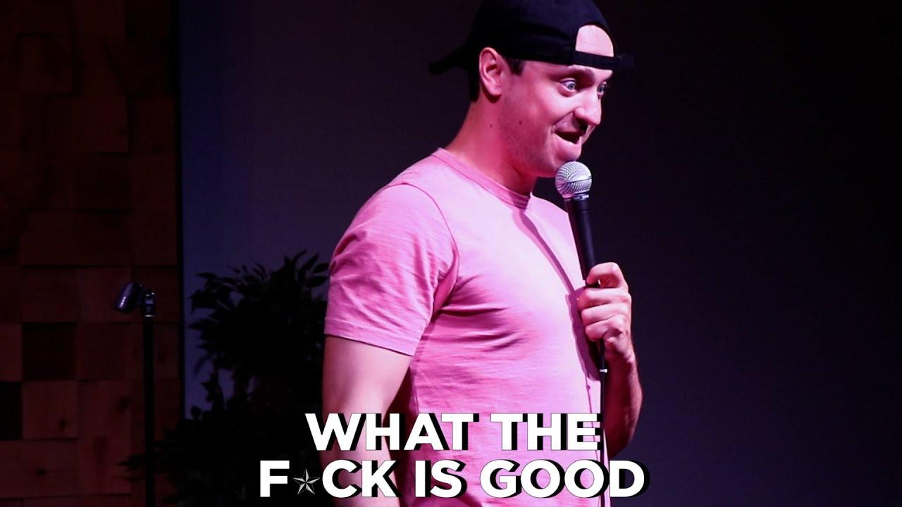 Brent Pella - Live Stand-up Dates (comedy clip)