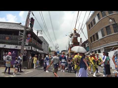 お神輿 佐原の大祭 夏祭� 楽日�8