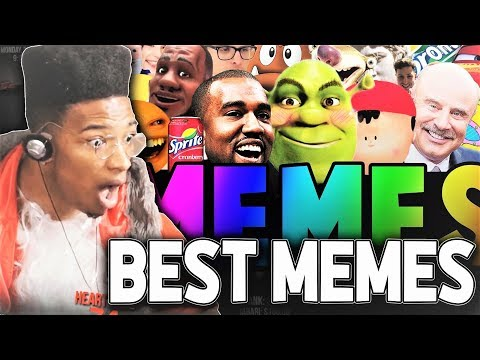 "ETIKA REACTS TO ""BEST MEMES COMPILATION V41"""