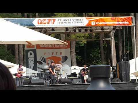 Cody Oliver-PYT @ Atlanta Street Food Festival 2016