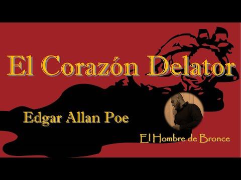 El Corazón Delator - Edgar Allan Poe - Audiolibro Completo Voz Real Español Latino