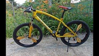 Mountain bike Magnesium alloy wheels  bicicleta
