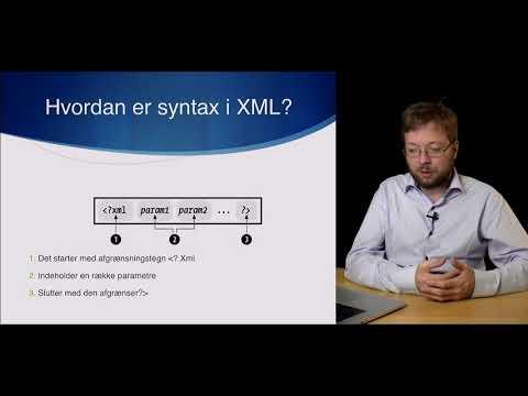 Intro til XML