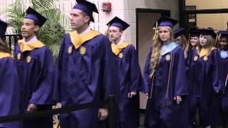 Processional - Lafayette High School - Graduation 2014