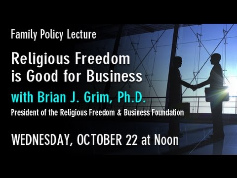 Religious Freedom is Good for Business