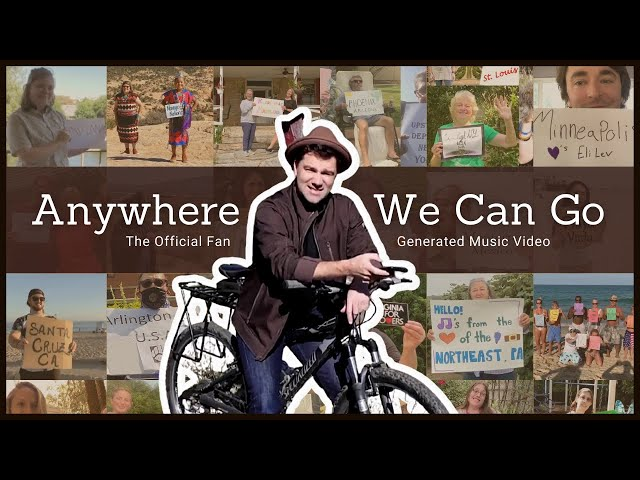 Eli Lev | Anywhere We Can Go | Official Fan-Generated Music Video