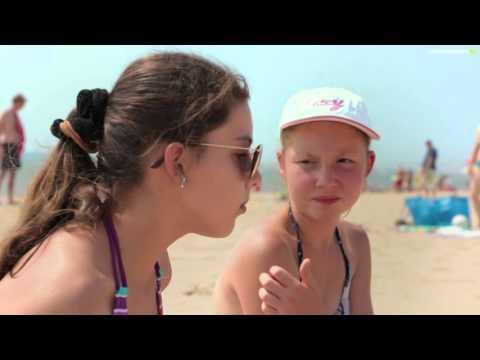L'amour à la plage