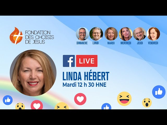Facebook Live quotidien 13/04/2021 - La Miséricorde