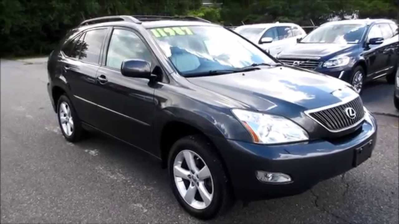 2006 lexus rx330 walakround start up full tour and overview youtube. Black Bedroom Furniture Sets. Home Design Ideas