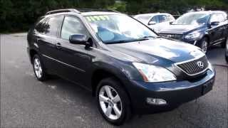 2006 Lexus RX330 Walakround, Start up, Full Tour and Overview