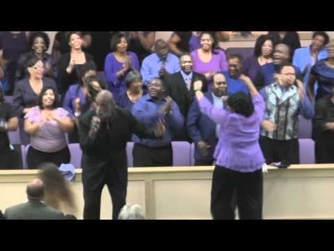 6.5.11 Pastor Larry Coleman and the Restored Life Choir-Baptize Me