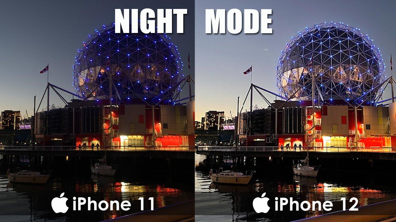 iPhone 12 vs iPhone 11 In-dept Camera/Audio Test - 4K, Night Mode, Macro & More!