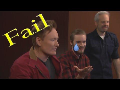 PewDiePie Handshake Fail