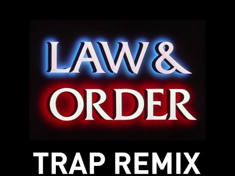Law and Order Trap Remix Ringtone
