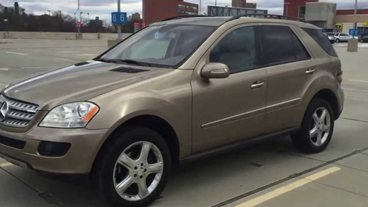 2008 mercedes benz ml 350 4matic buyrightautocenter