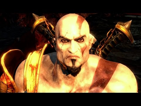 God of War 3 Remastered Walkthrough City Of Olympia Ep 5