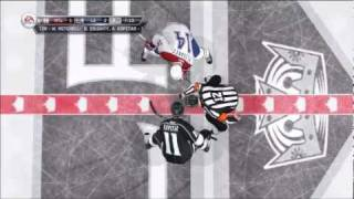 NHL 12: Gameplay Kings vs. Canadiens | XBOX 360 HD (FULL GAME)