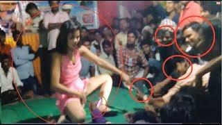 New Bhojpuri  Arkestra Dance 2017 || भौजी सैया हमर मिलल बकलोल