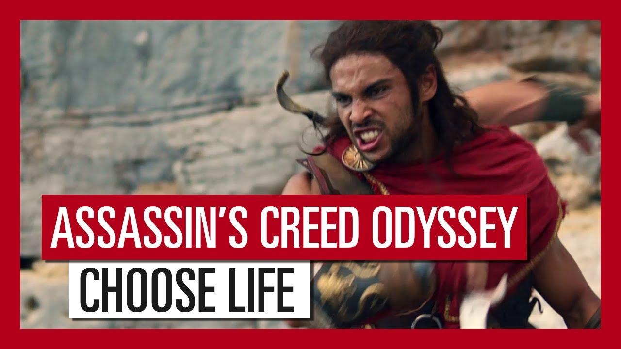 "Download Assassin's Creed Odyssey: ""Choose Life"" Live Action Trailer (Gekuist)"