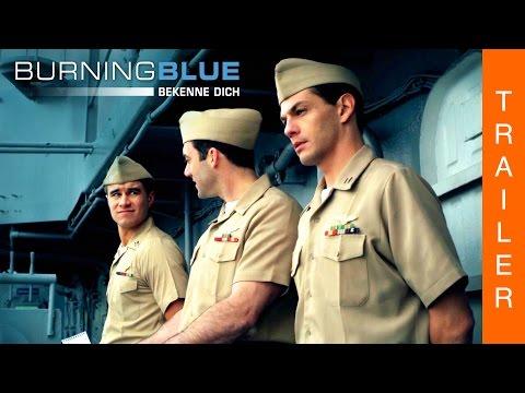 BURNING BLUE - Offizieller Trailer (HD)