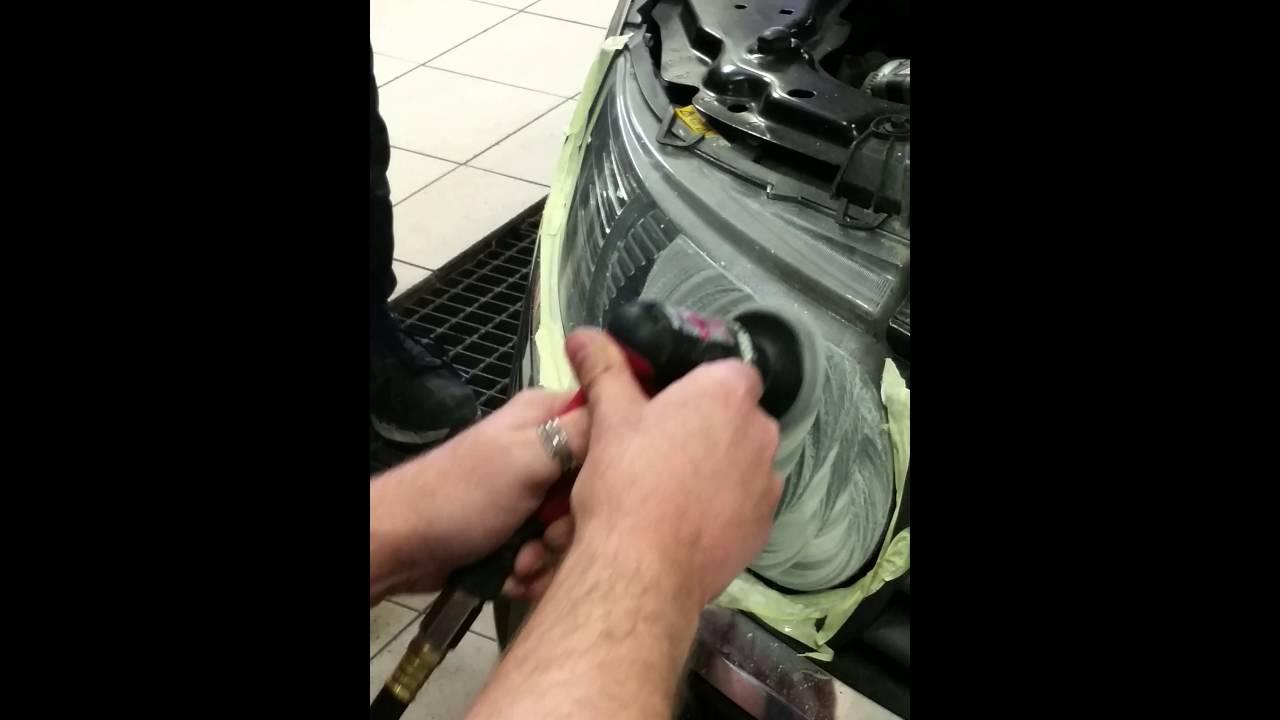 polera lyktglas med autosol