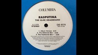 Rasputina - The Olde Headboard (The Feathered Mix) by Mass Hystereo (1998)