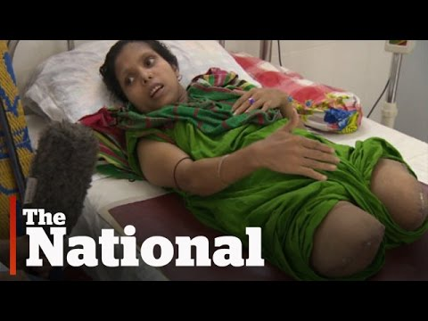 Bangladesh Factory Collapse: