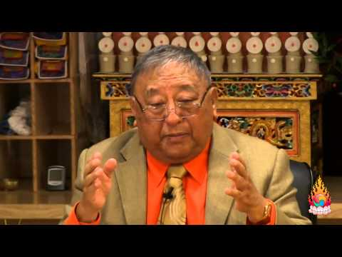 Gelek Rimpoche Tibetan Buddhism 47 The Line Between Sufferring and Joy