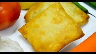 Chiken Vegetable Spring Box||Recipe of Chiken Spring Box|Fried Box Patties