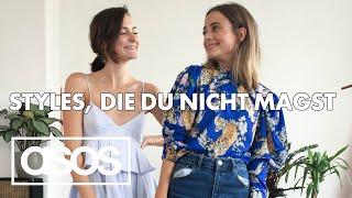 Styles, die du nicht magst mit Schauspielerin Lea van Acken   ASOS Outfit-Challenge