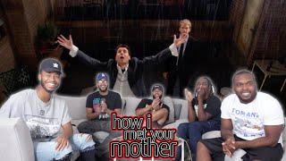 How I Met Your Mother 1x22 FINALE!