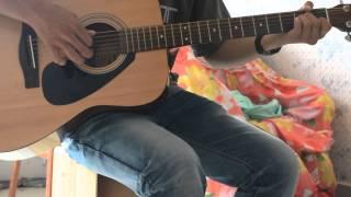 Đồi Hoa Mặt Trời - guitar