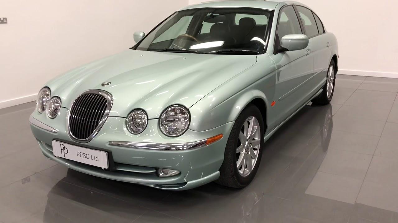 1999 Jaguar S-Type 3.0 V6 Auto - YouTube