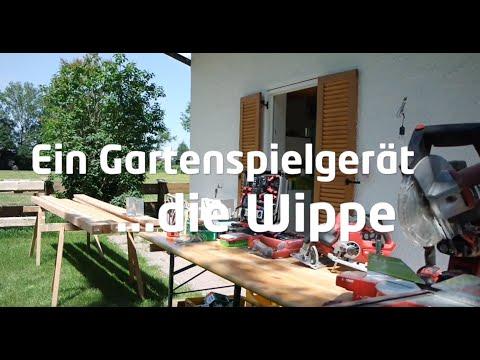 Mobile Wippe selber bauen