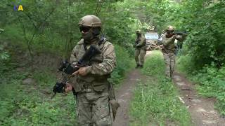 How Ukraine's Border Guards Protect the Country From Russia's War
