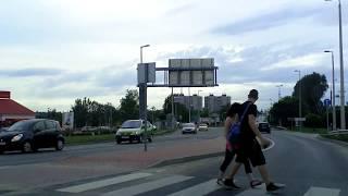Hungary: Érd - street tour
