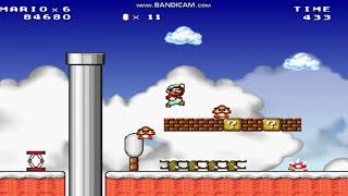 Mario Forever Power Up Laboratory#1